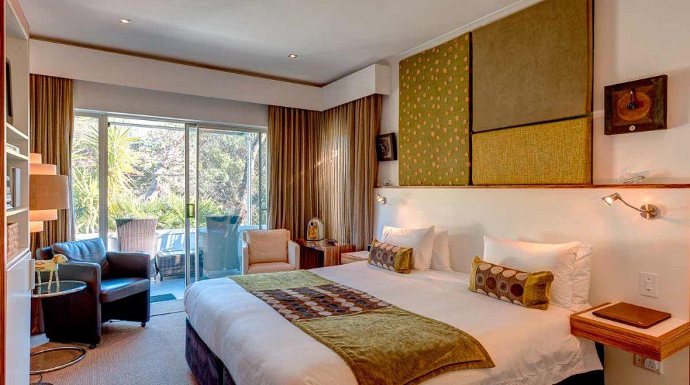 Chambre luxury de l'hôtel