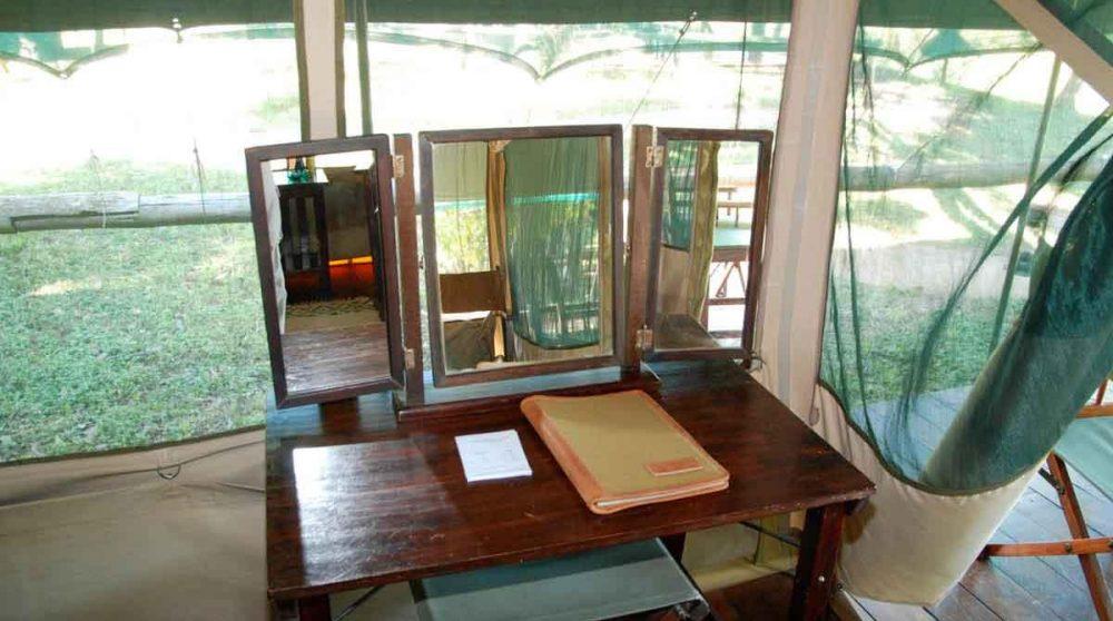 Le petit bureau au Kenya