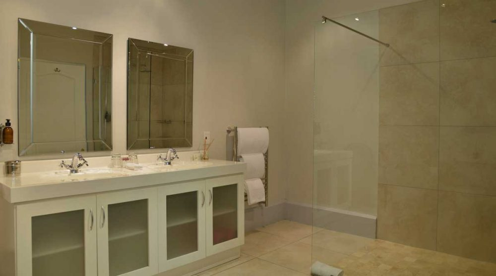 Sa salle de bains