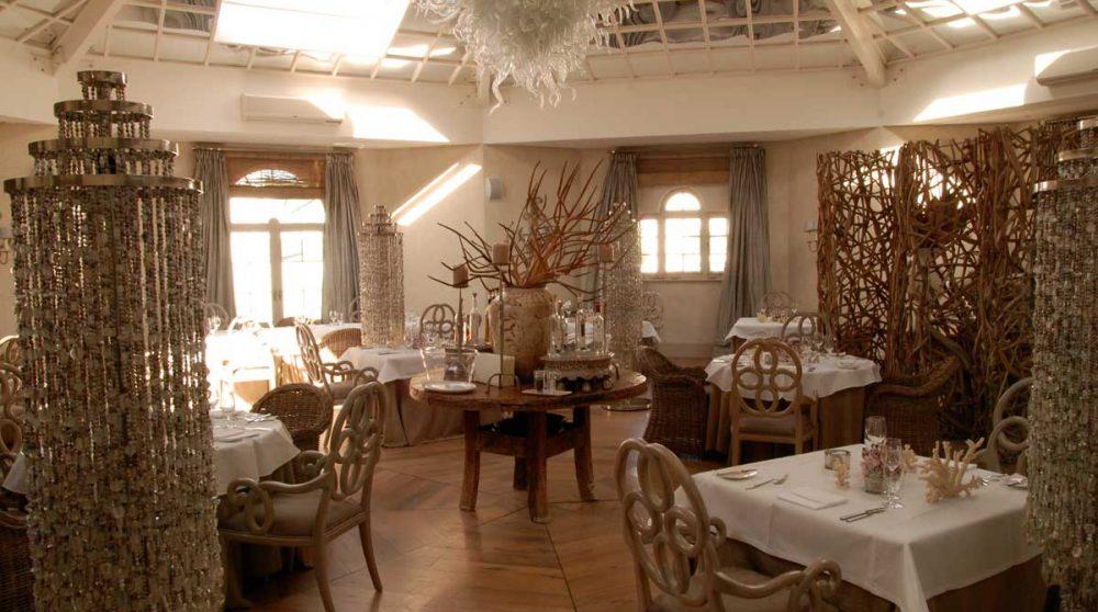 Autre restaurant de l'hôtel au Cap