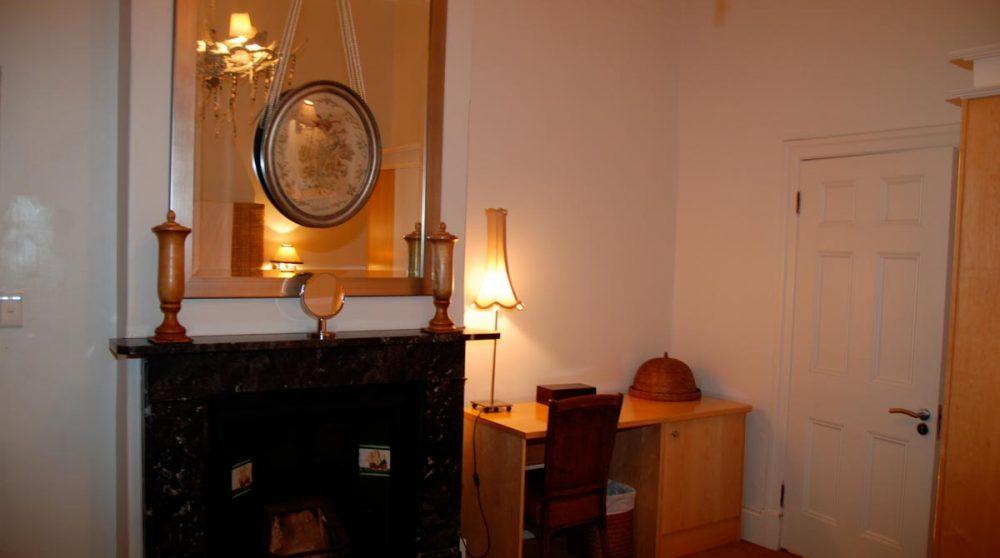 Chambre standard avec cheminée au Cap