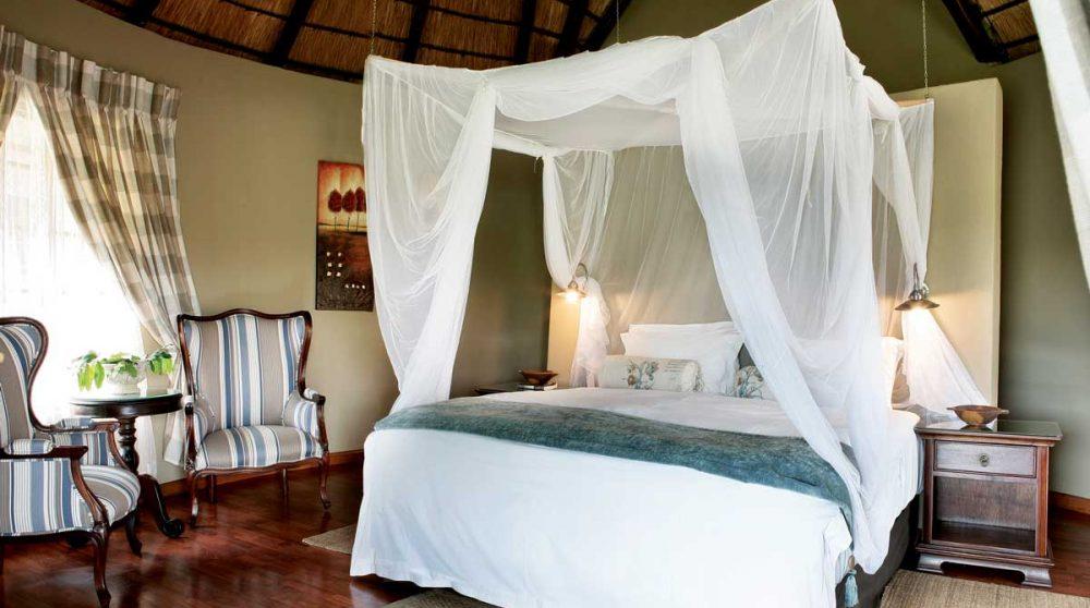 Une autre chambre en Afrique du Sud