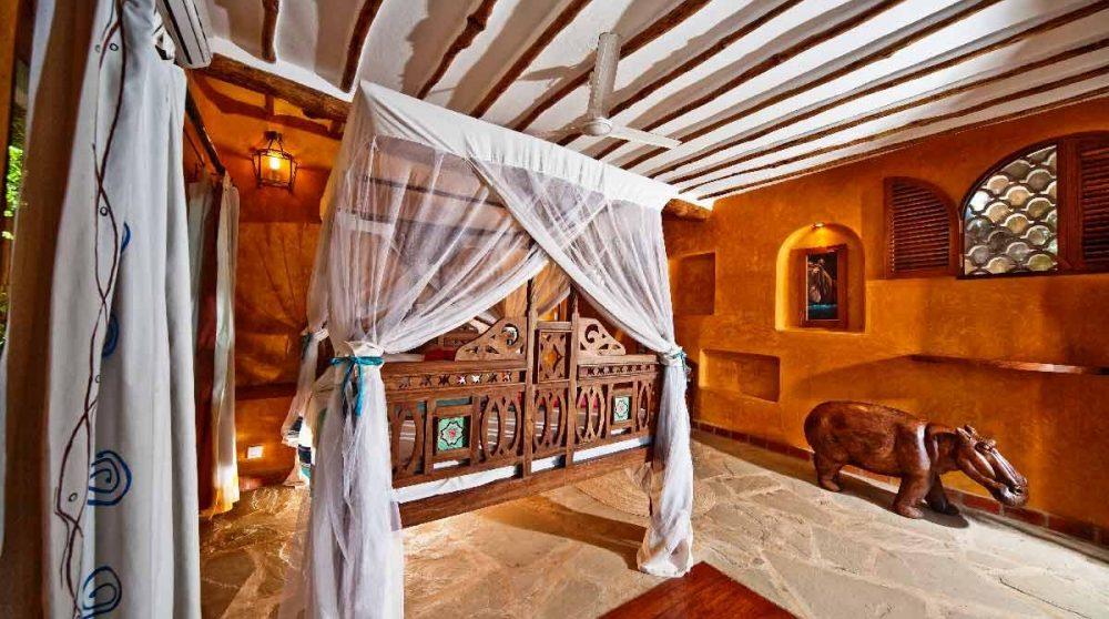 Chambre dans une villa