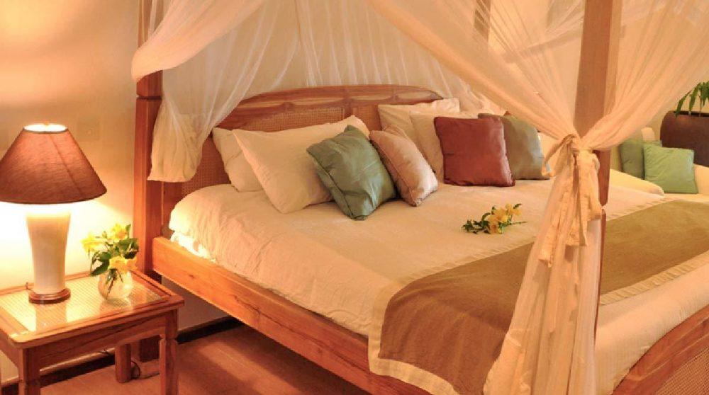 Chambre double Grand Tropical au Kenya