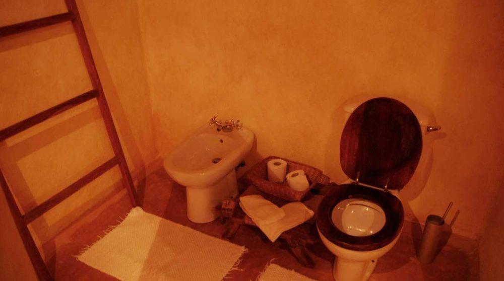 Autre vue de la salle de bains à Mombasa