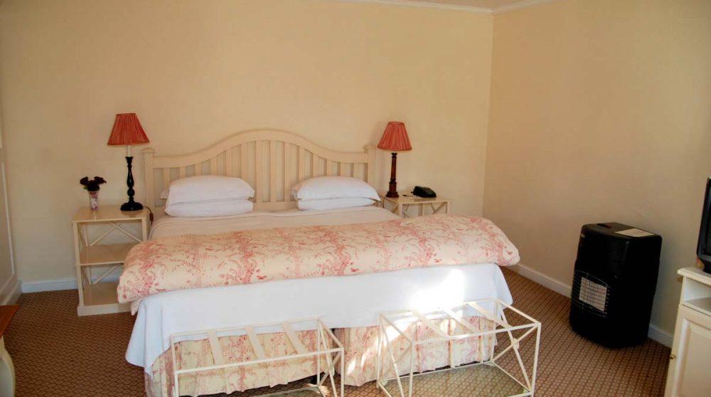 Une chambre garden au Cap