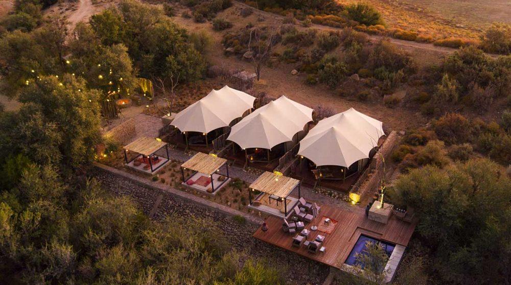 Les tentes Kuganha