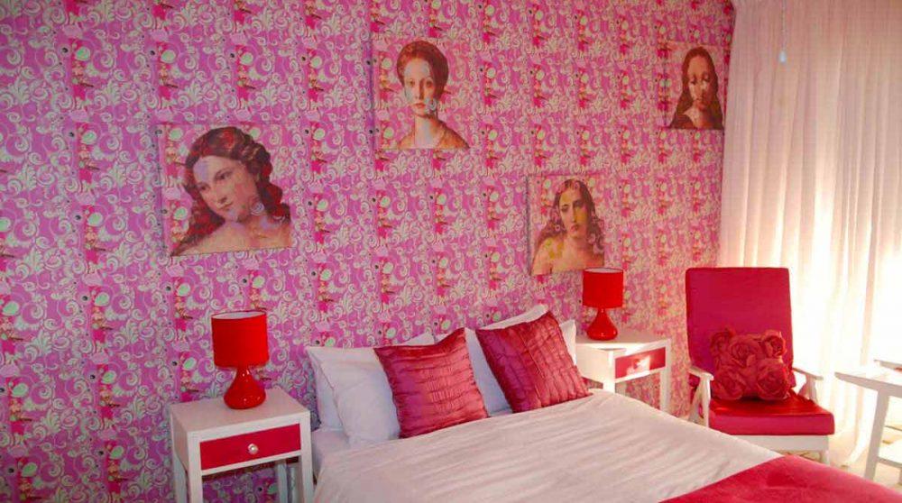Une autre chambre de l'hôtel