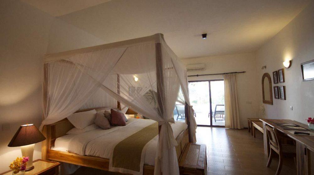 La spacieuse chambre Grand Tropical