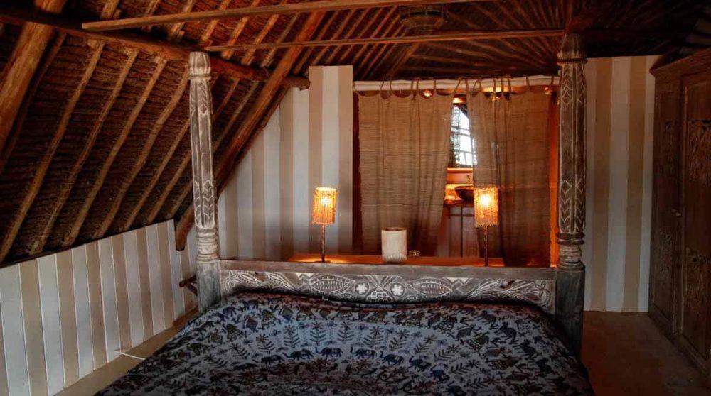 Autre chambre à l'Alfajiri Beach Villa