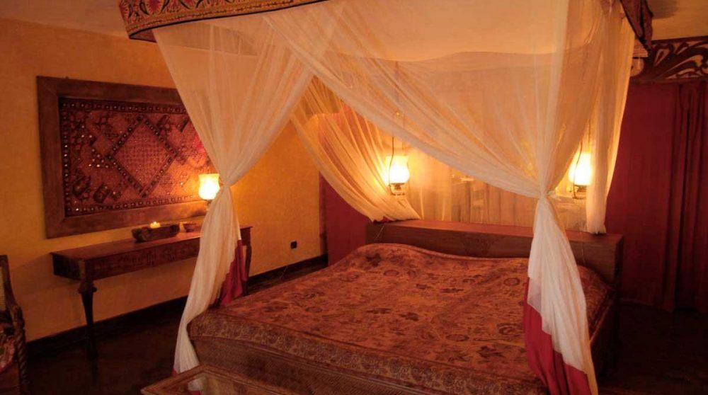 Chambre à l'Alfajiri Garden Villa