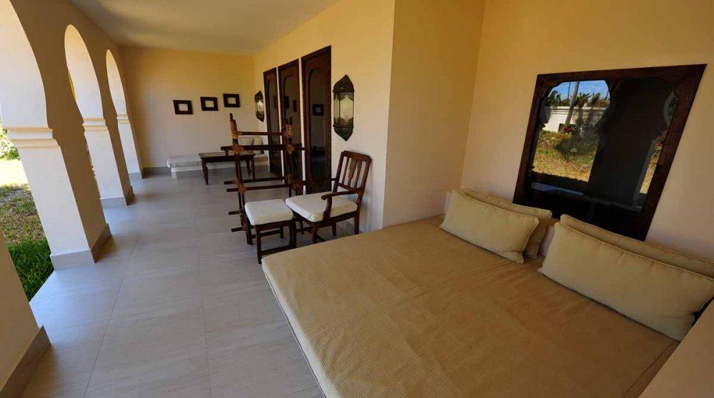 Une villa du Baraza