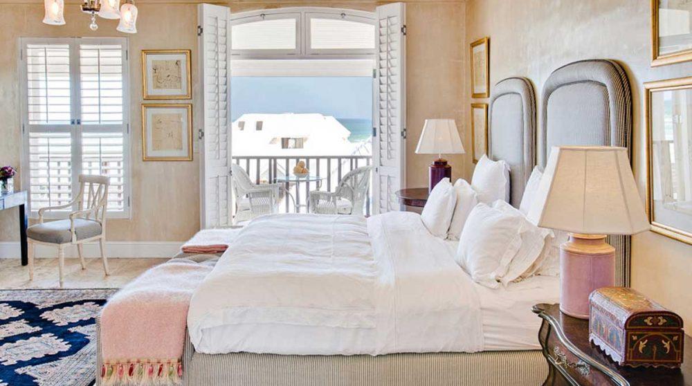 Chambre avec lits simples du Birkenhead House