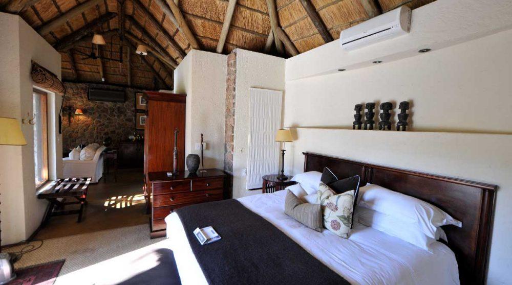 Une chambre au Dulini Lodge