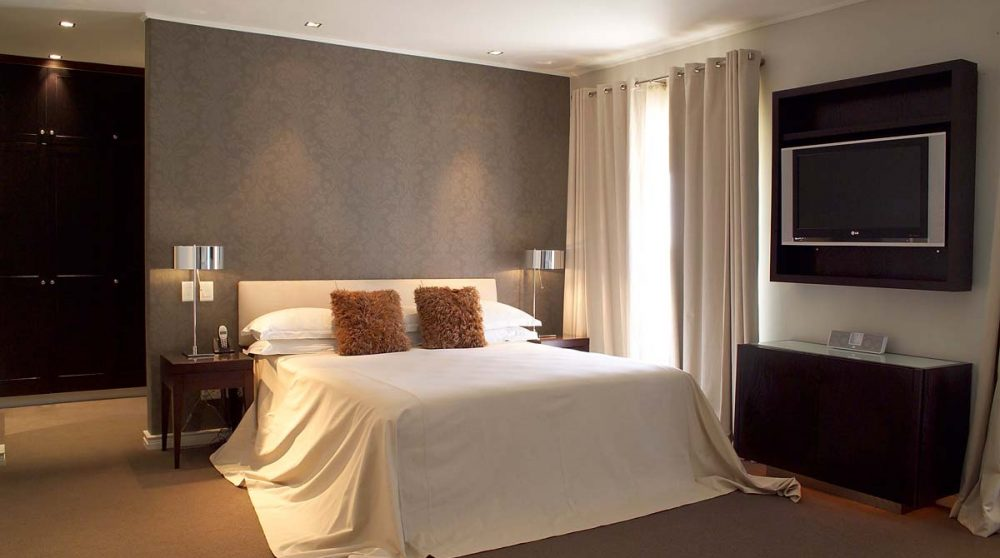 Exemple de chambre superior au Kensington Place