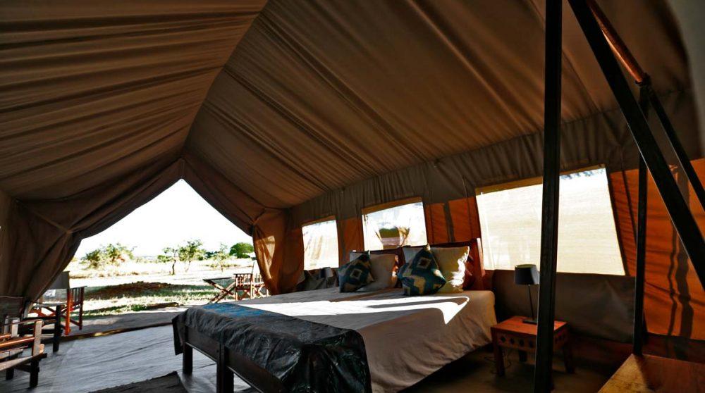 Chambre au Ronjo Camp