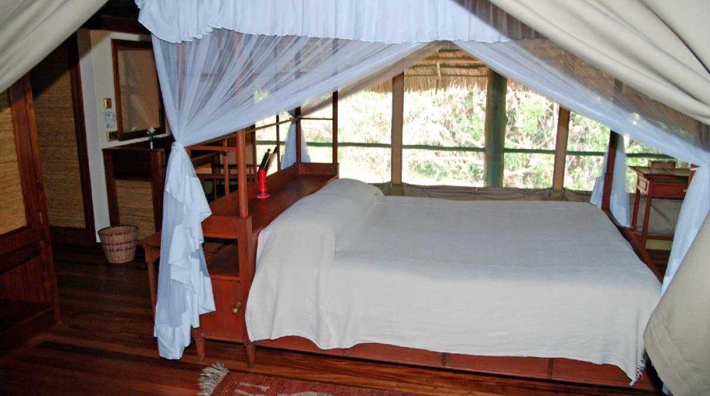 Une chambre au Samburu Intrepids
