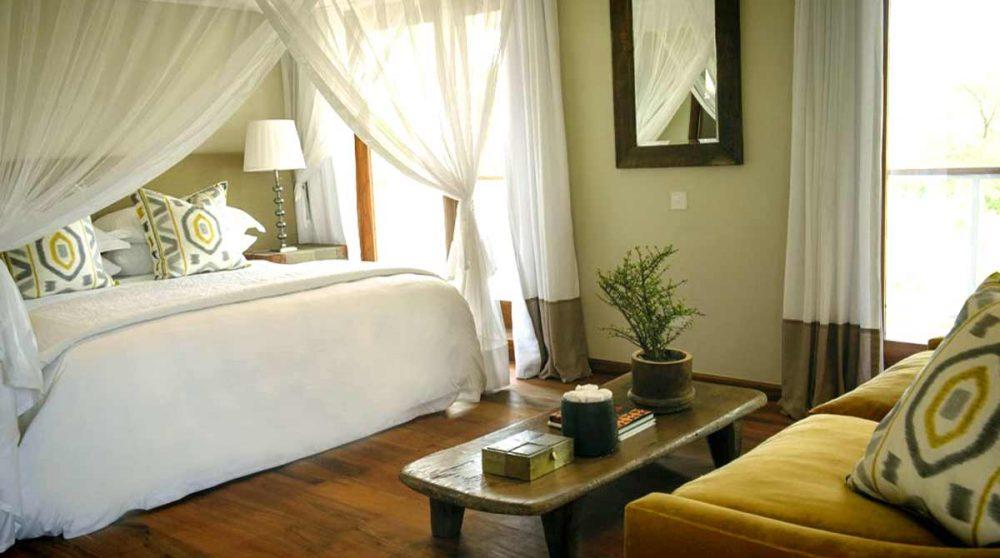 Une autre chambre en Tanzanie