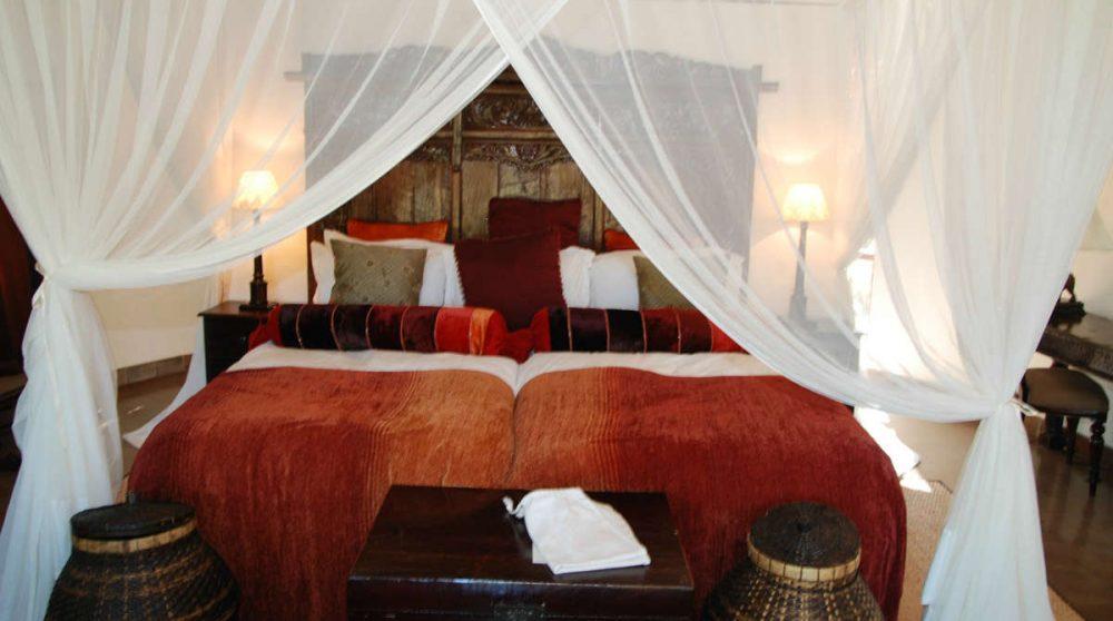 Chambre dans une suite au Tintswalo Safari Lodge