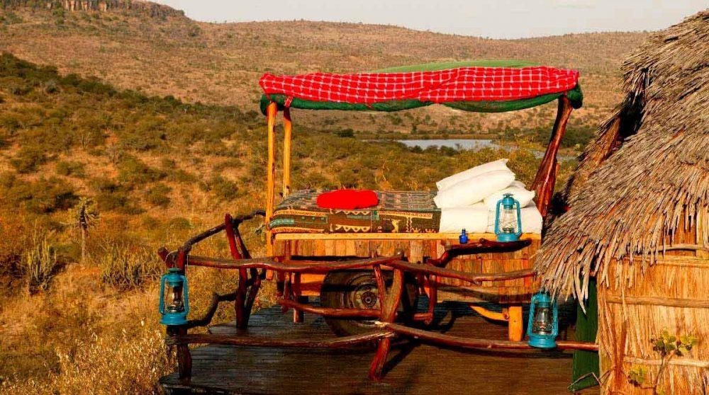 Installation pour dormir à Laikipia