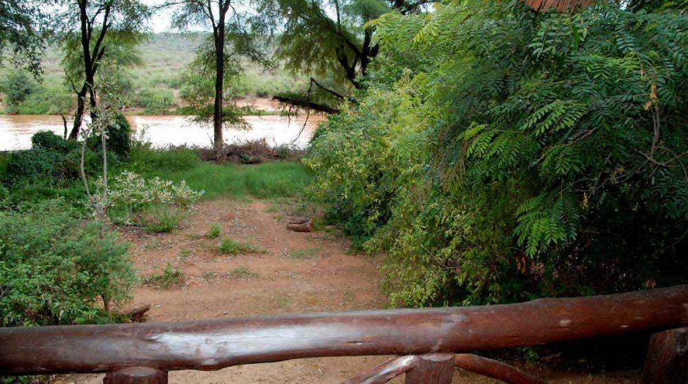 Vue sur la nature au Kenya