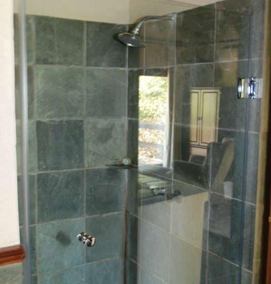 La douche près du parc Kruger
