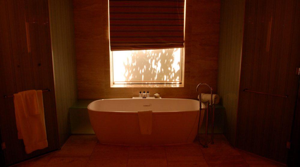 La baignoire en Afrique du Sud