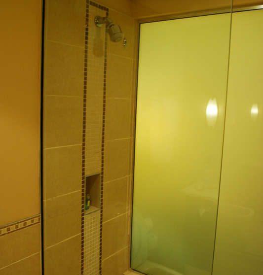 La douche au Cap