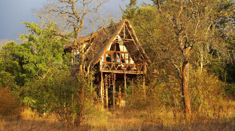 Autre treehouse au Kenya