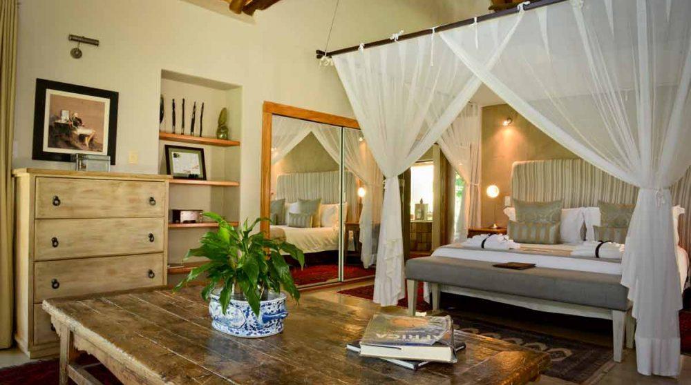 La Leadwood Honeymoon Suite dans le Mpumalanga