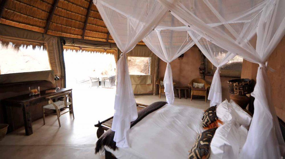 Grande chambre luxury du camp