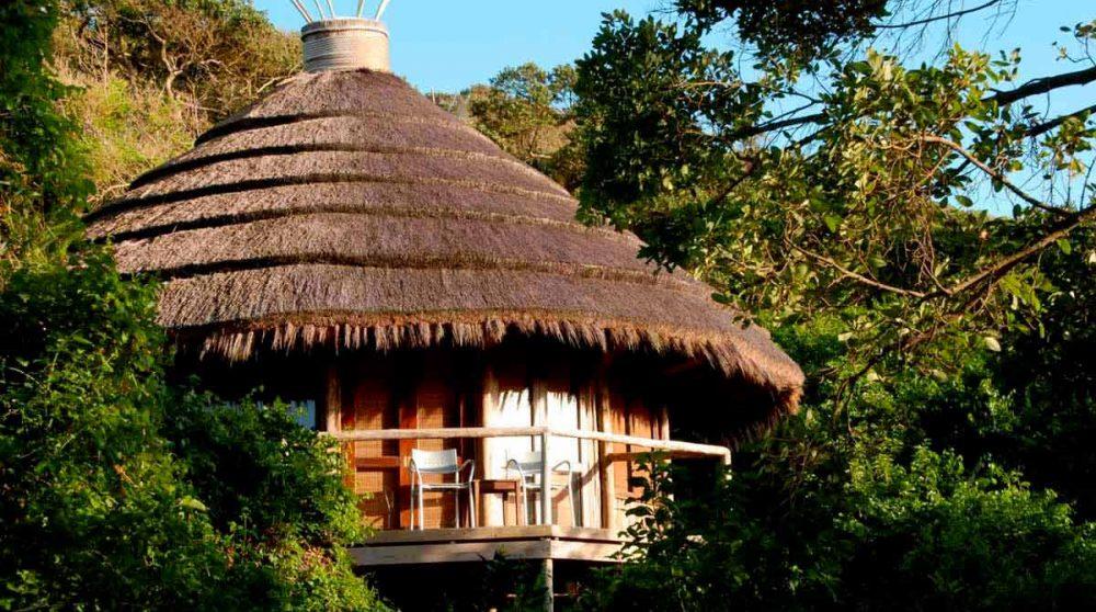 Un lodge en hauteur à Mabibi