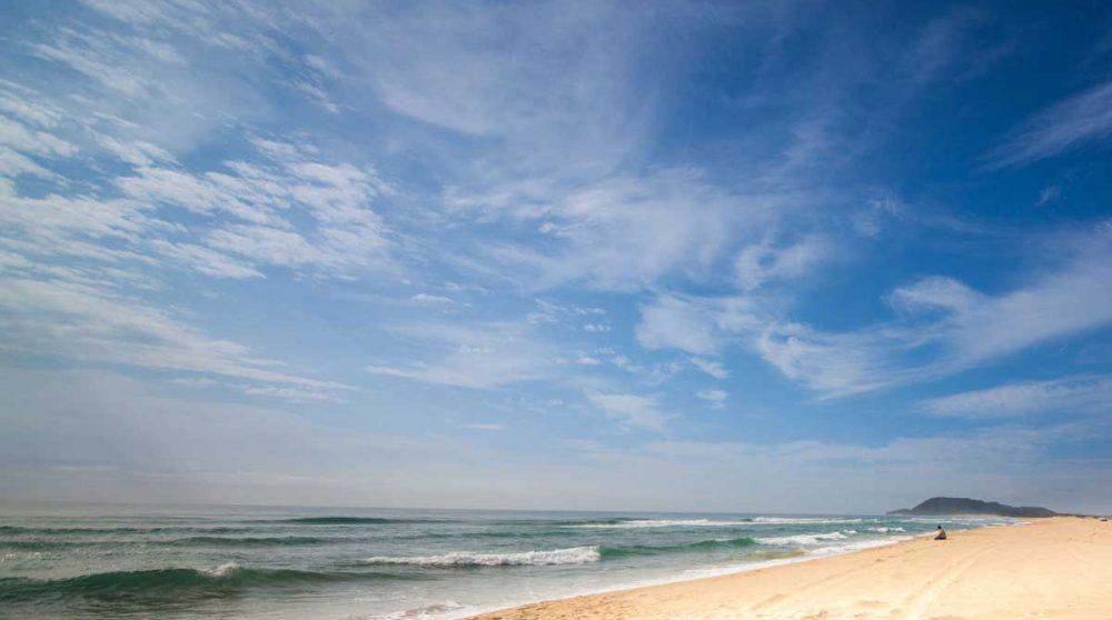 Les plages de l'océan ne sont pas loin