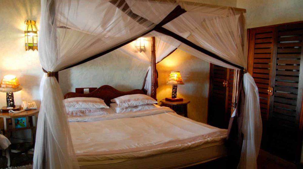 Le lit au Kenya