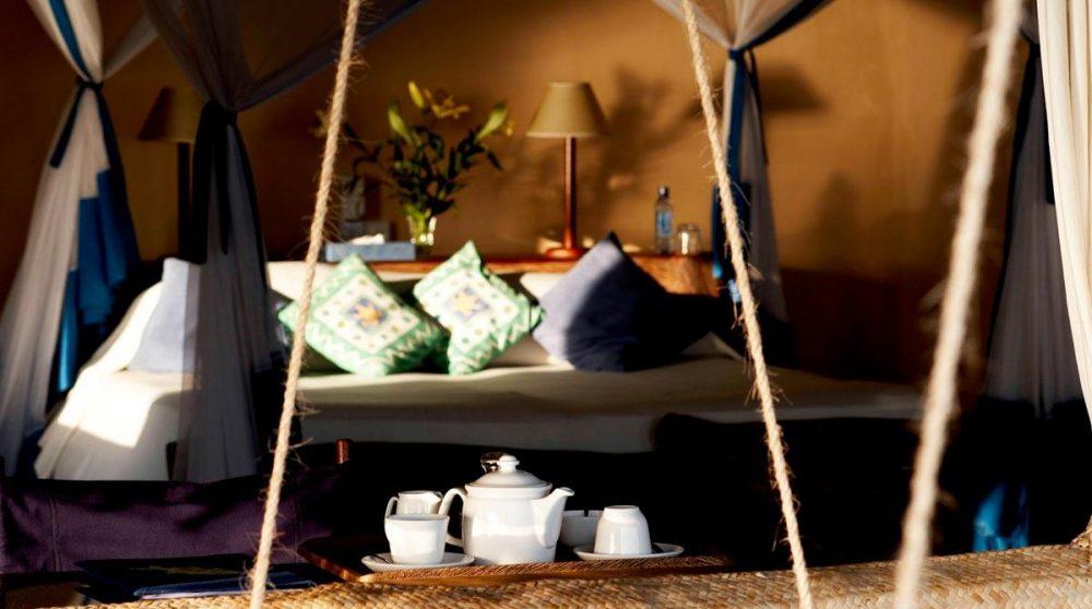 L'heure du thé sur l'île de Lamu