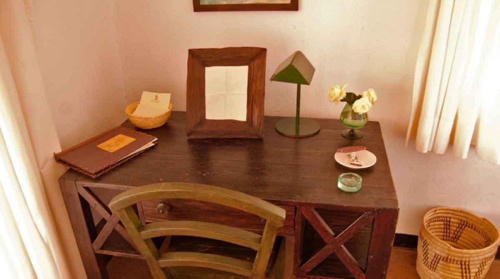 Coin bureau dans une chambre à Laikipia