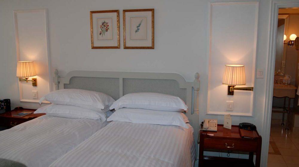 Chambre luxury room