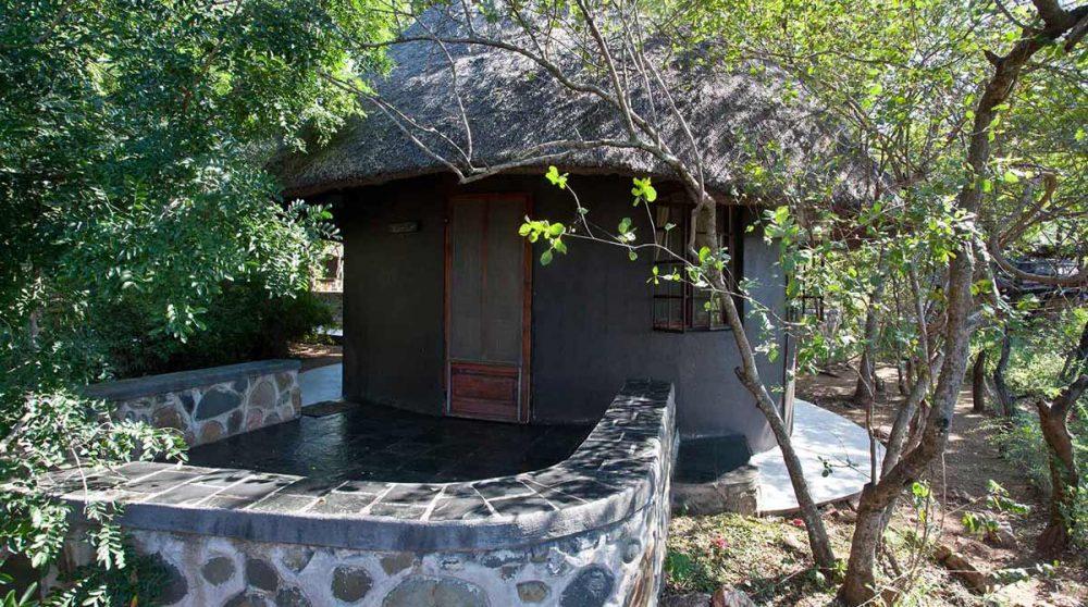Une chambre Standard en Afrique du Sud
