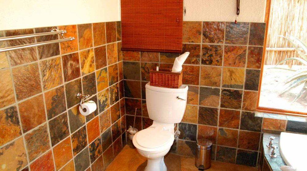 Toilettes au Jackalberry