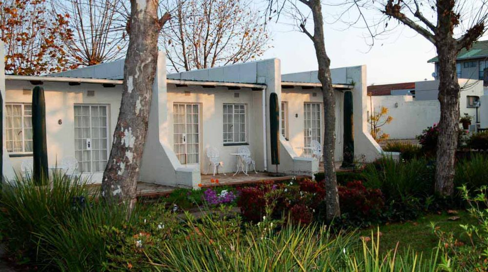 Extérieur d'une garden room à Mpumalanga