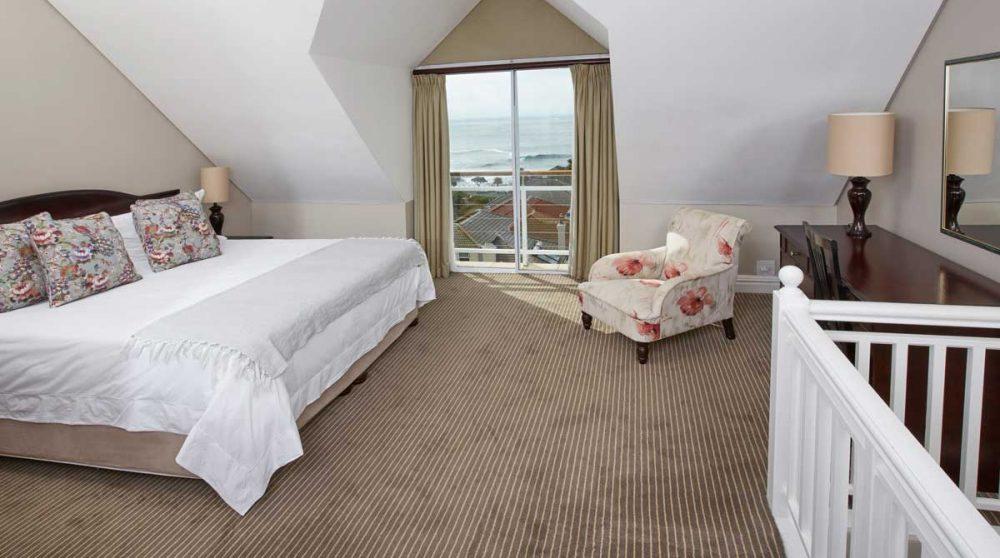 La chambre du Bantry Bay Suite Hotel