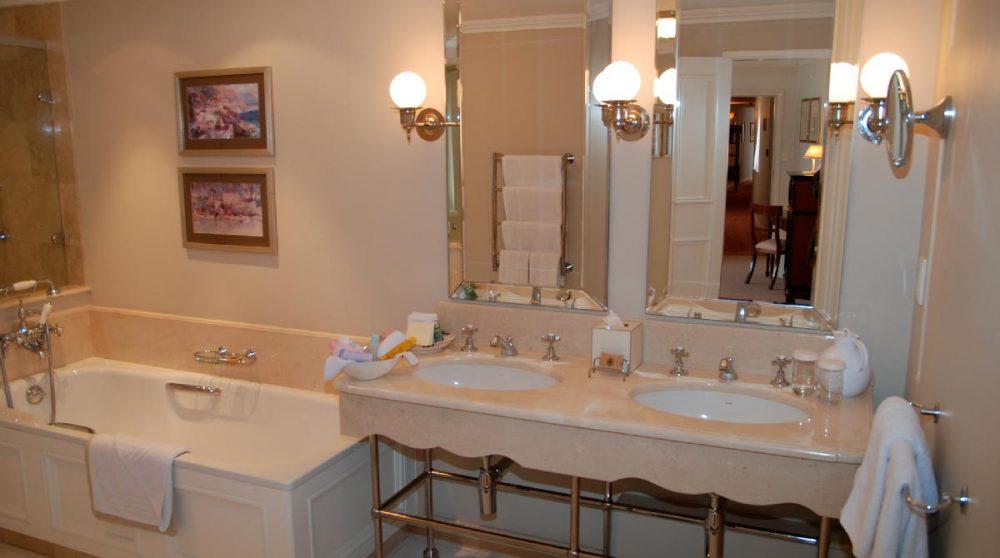 Autre vue d'une salle de bains