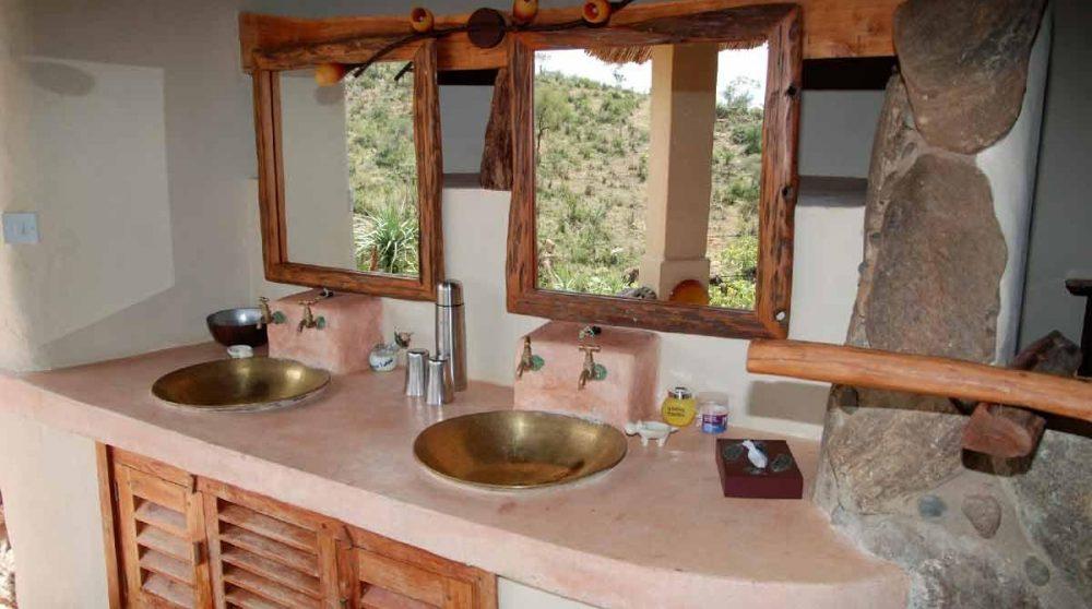 La salle de bains à Laikipia