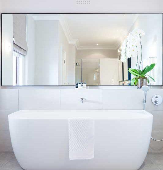 La baignoire à Ellerman House