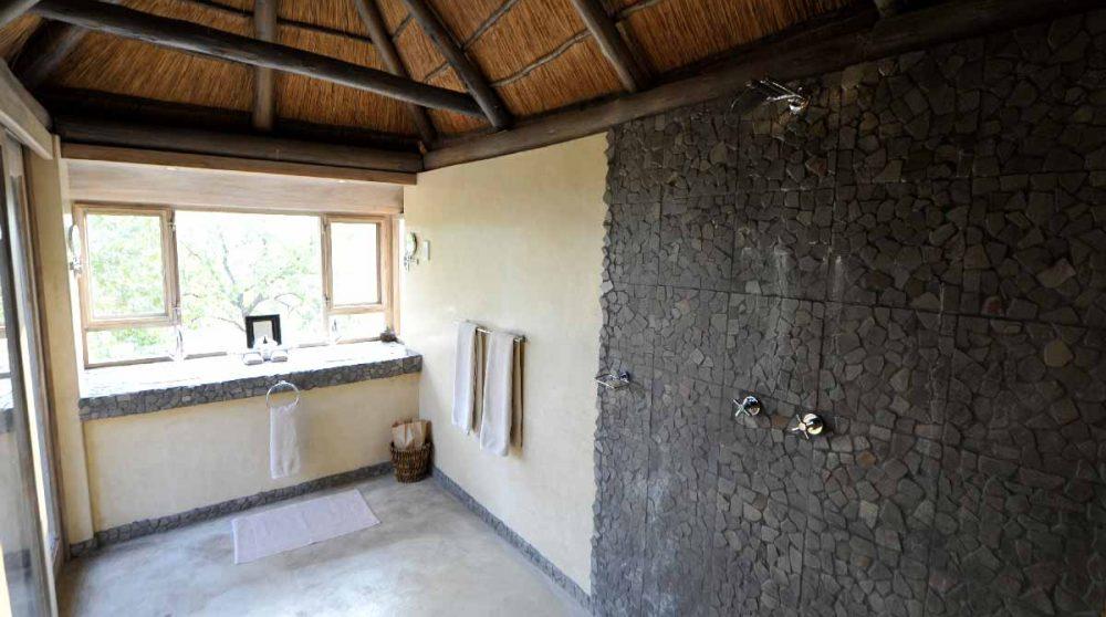 Autre vue d'une salle de bains à Etosha