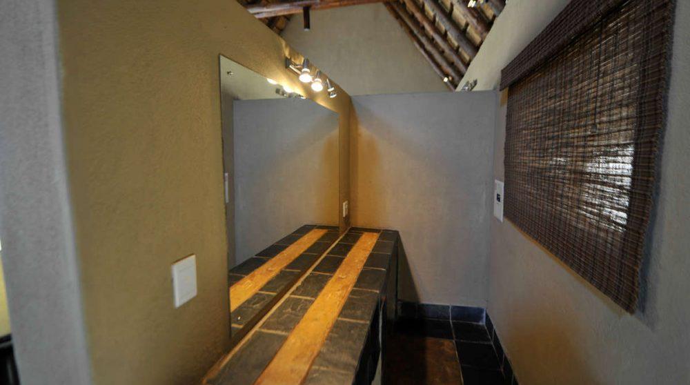Aperçu de la salle de bains en Afrique du Sud