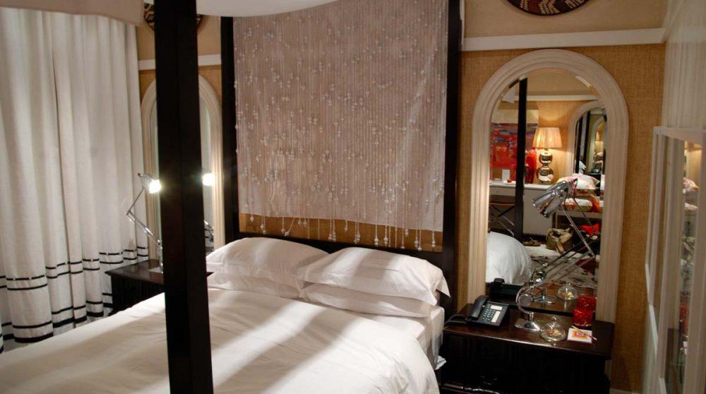 La chambre zulu au Cap