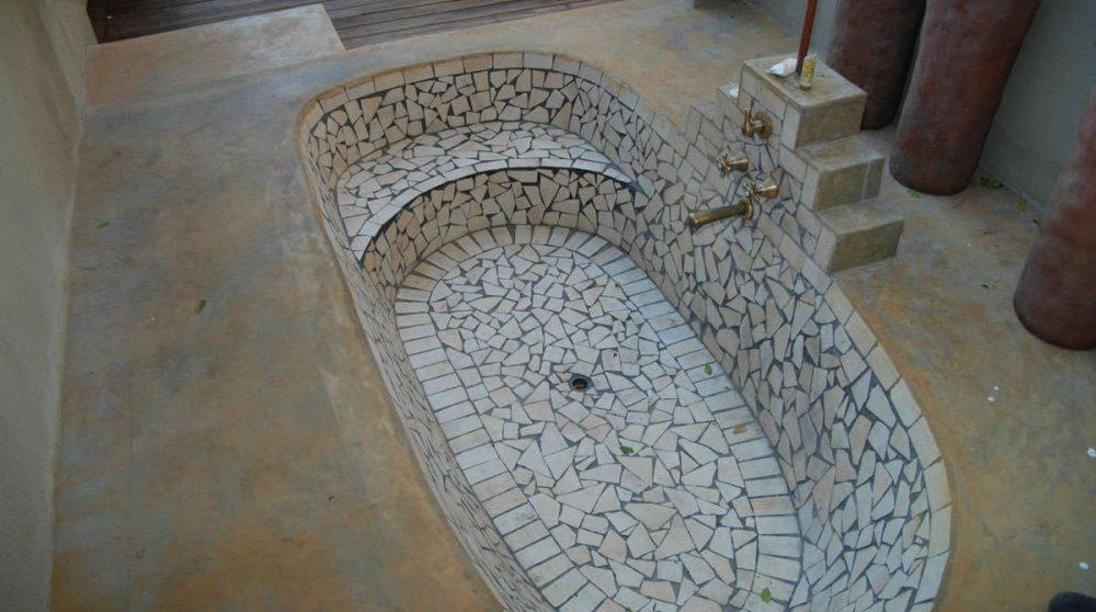 Un bain pour se reposer