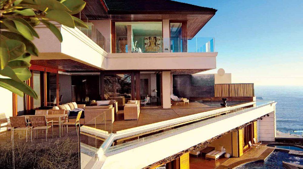 Une Villa en Afrique du Sud