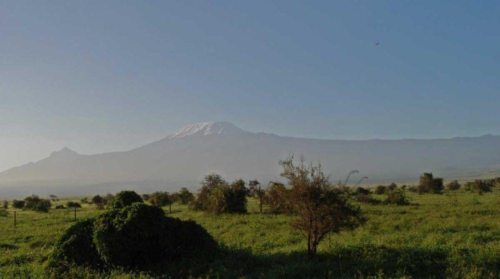 Amboseli et sa vue sur le Kilimandjaro